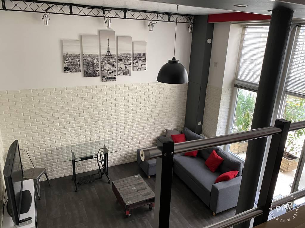 Location Appartement Paris 5E 36m² 1.480€