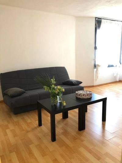 Location meublée appartement 28m² Toulouse (31) - 499€