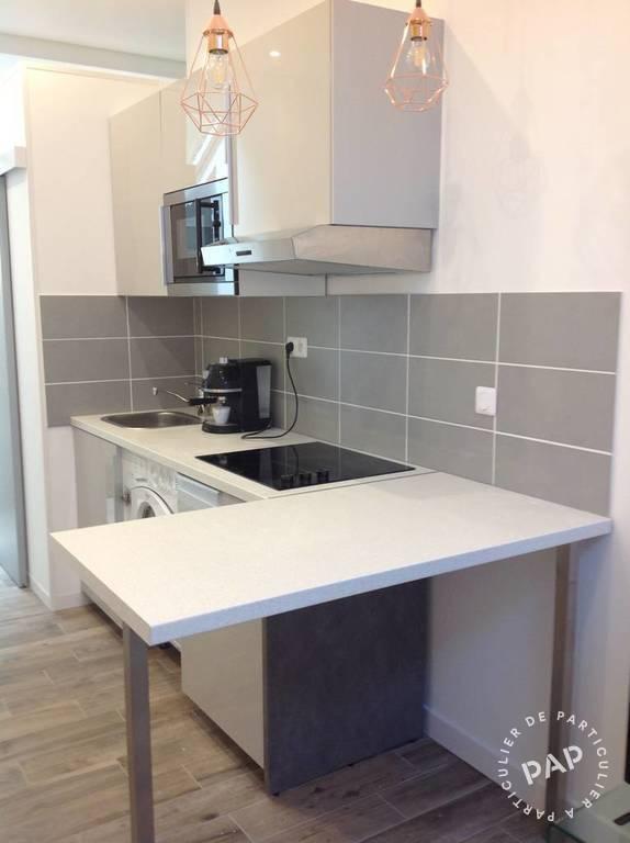 Location Appartement Paris 18E 34m² 1.250€