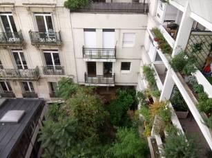 Location meublée studio 25m² Paris 9E - 1.200€