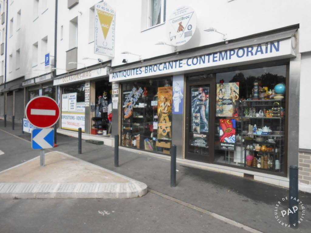 Location Local commercial Gentilly 100m² 1.058€