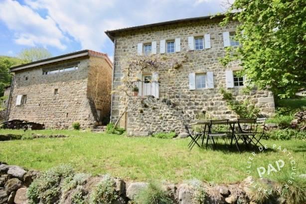 Vente Maison Saint-Genest-Lachamp 205m² 329.000€