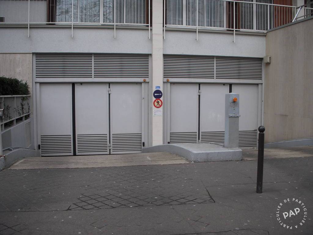 Location garage parking paris 11e 100 de particulier particulier pap - Location garage paris 15 ...