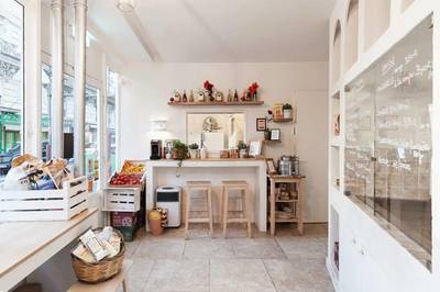 Fonds de commerce Alimentaire Paris 5E - 50 m² - 80.000 €