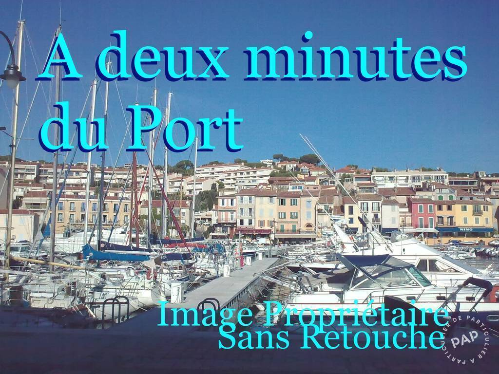 Location Appartement Cassis 35m² 755€