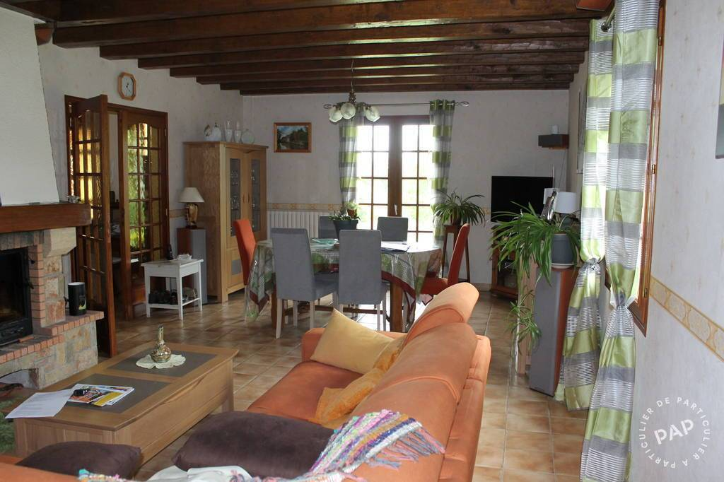 Vente immobilier 240.000€ Lureuil (36220)