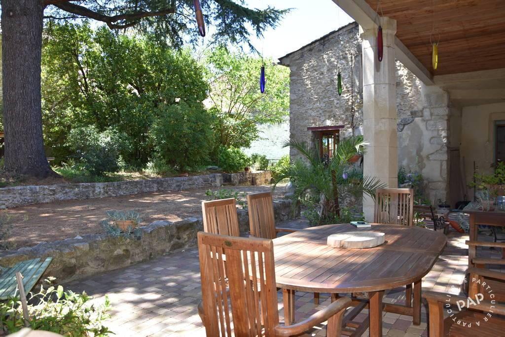 Vente immobilier 570.000€ 15 Min Nîmes