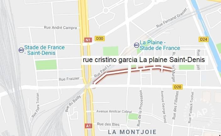 Location Appartement La Plaine Stade De France