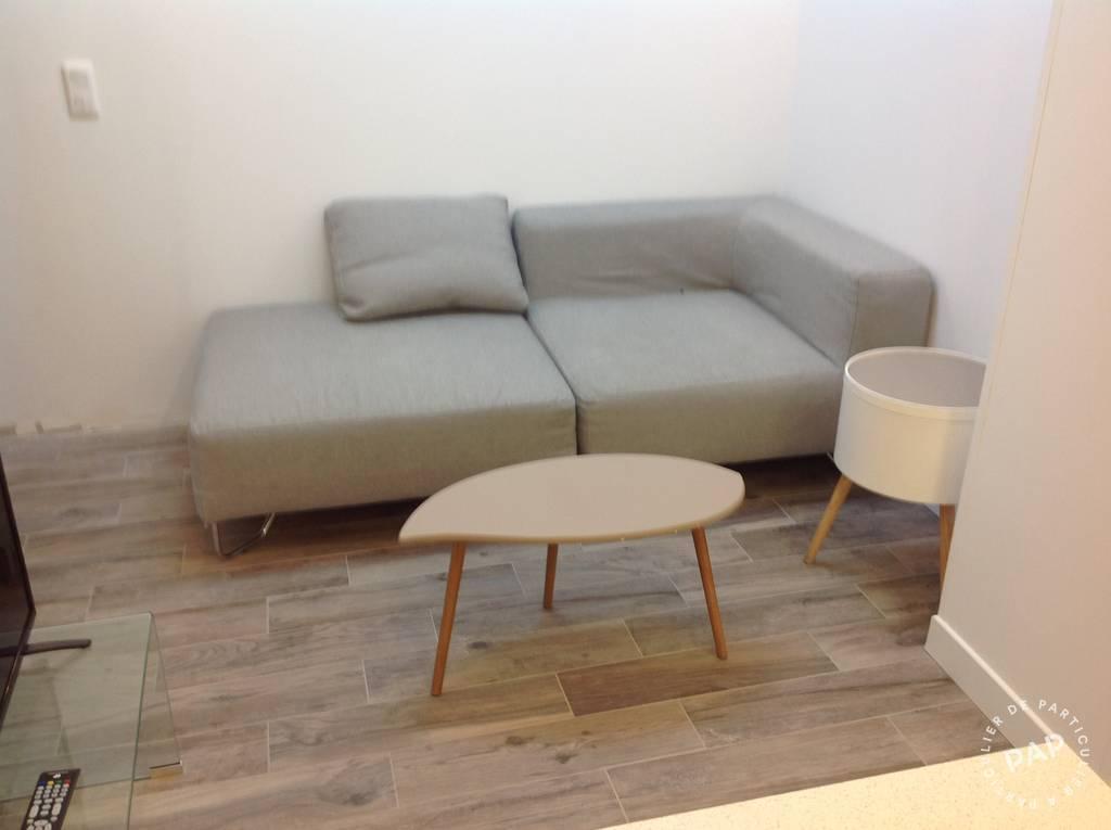 Appartement Paris 18E 1.250€
