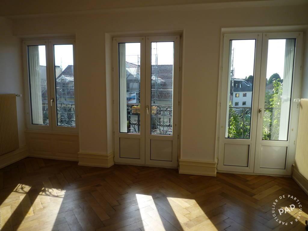 Appartement Strasbourg (67) 1.010€