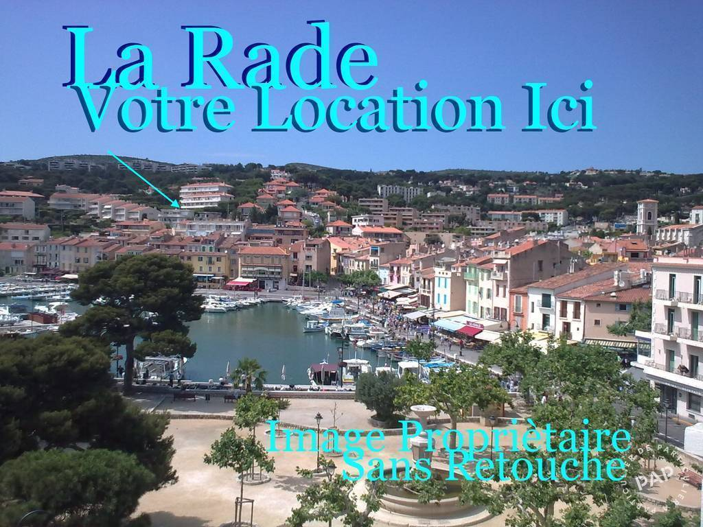 Appartement Cassis 755€