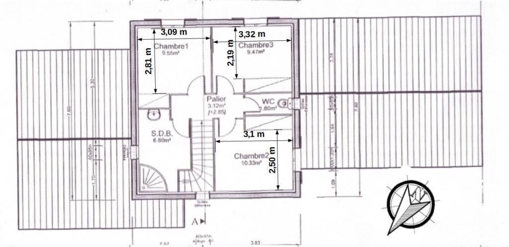 Maison 320.000€ 110m² Manosque (04100)