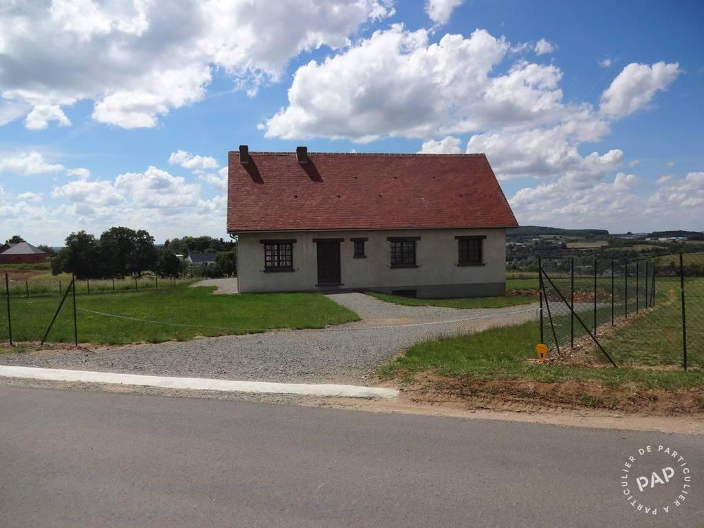 Vente Maison Nogent-Le-Rotrou 121m² 165.000€