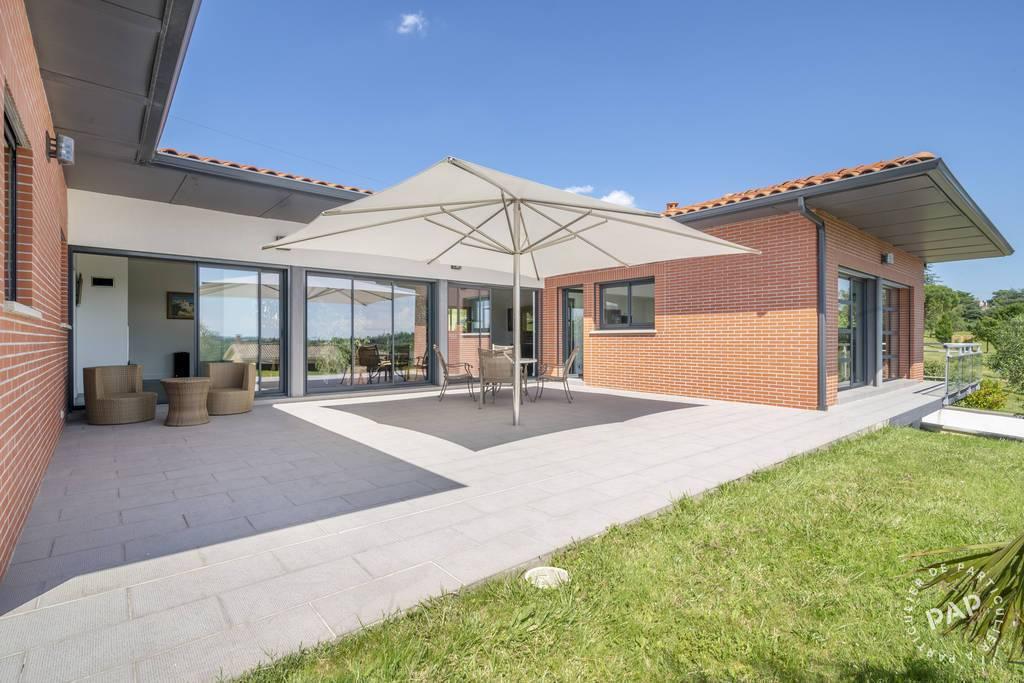 Vente Maison Vieille-Toulouse 215m² 1.060.000€