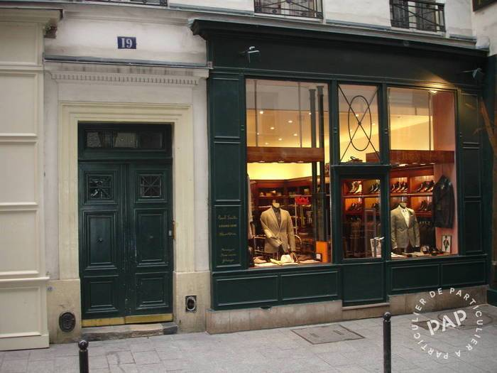 Location Local commercial Paris 6E 40 m² 2.600 €
