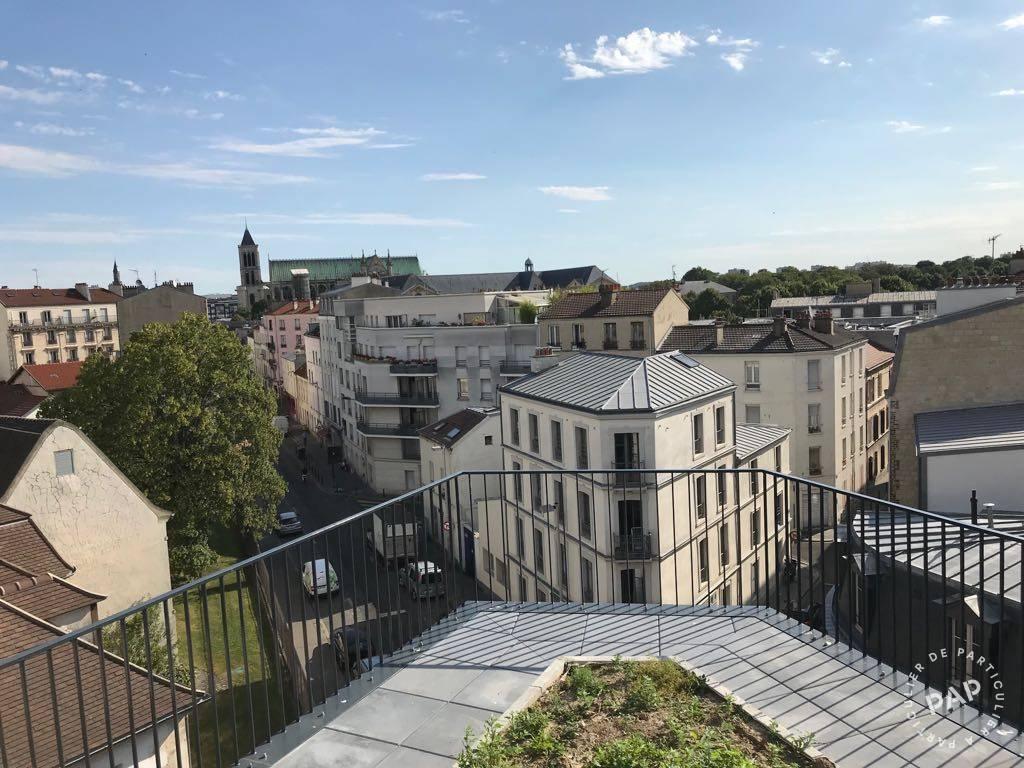 Location Appartement Saint-Denis (93) 65m² 1.260€