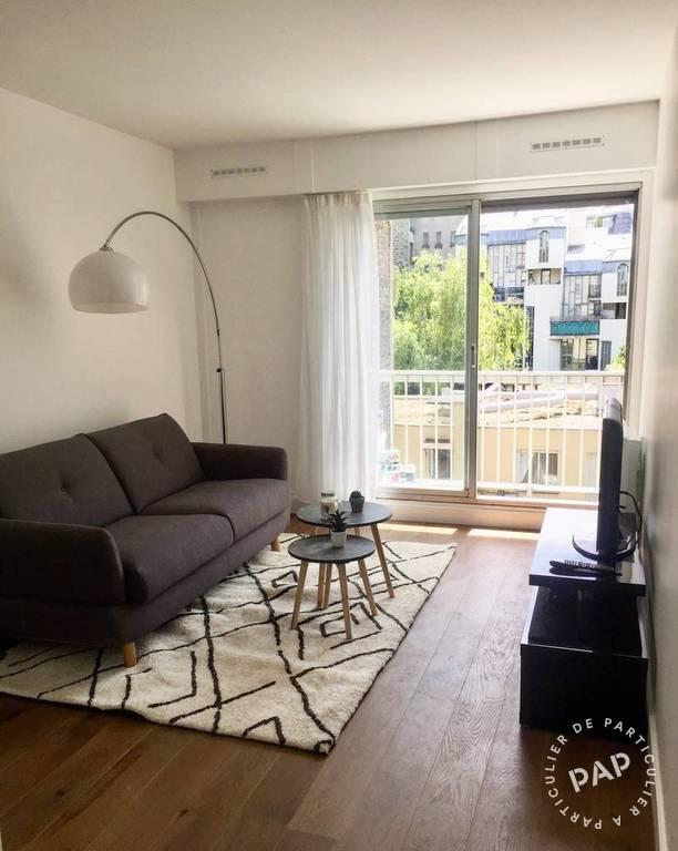 Location Appartement Paris 20E 22m² 930€