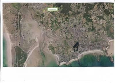 Vente terrain 605m² Plouharnel (56340) - 145.200€
