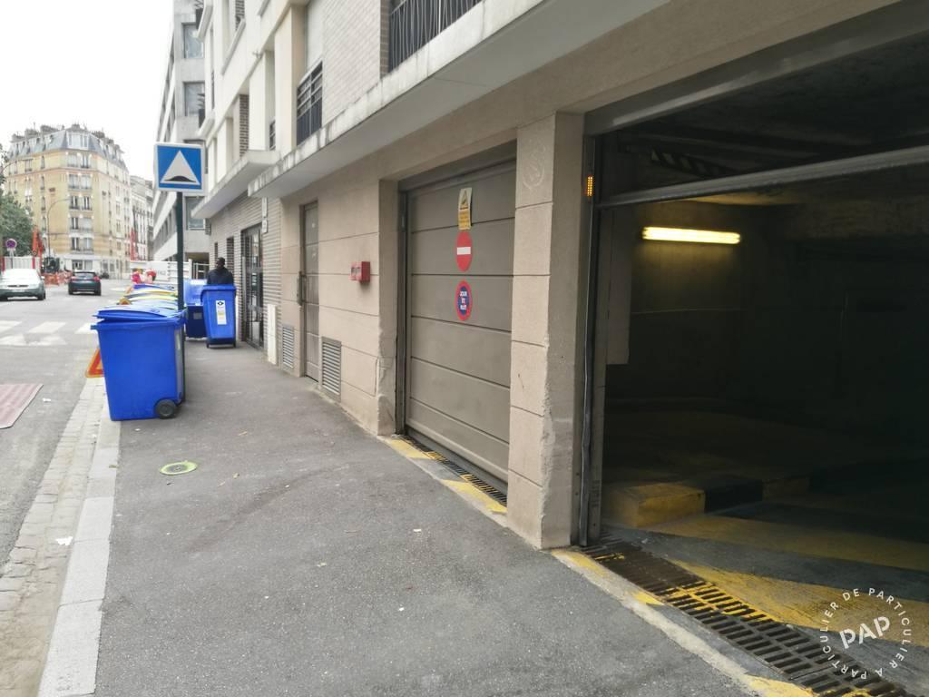 Location garage parking pantin 93500 85 de for Location garage orleans particulier