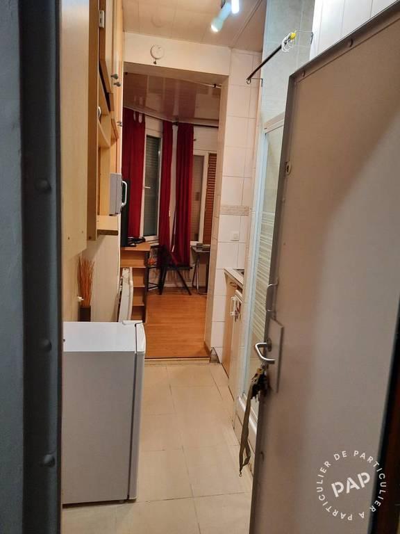 Appartement Paris 19E 680€