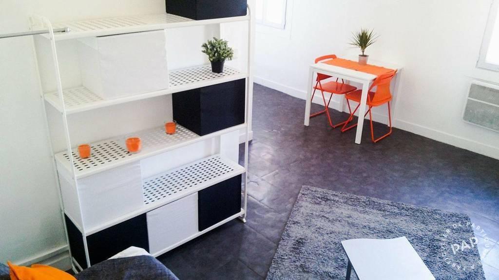 Location meubl e studio 21 m marseille 6e 21 m 540 de particulier particulier pap - Studio meuble marseille particulier ...