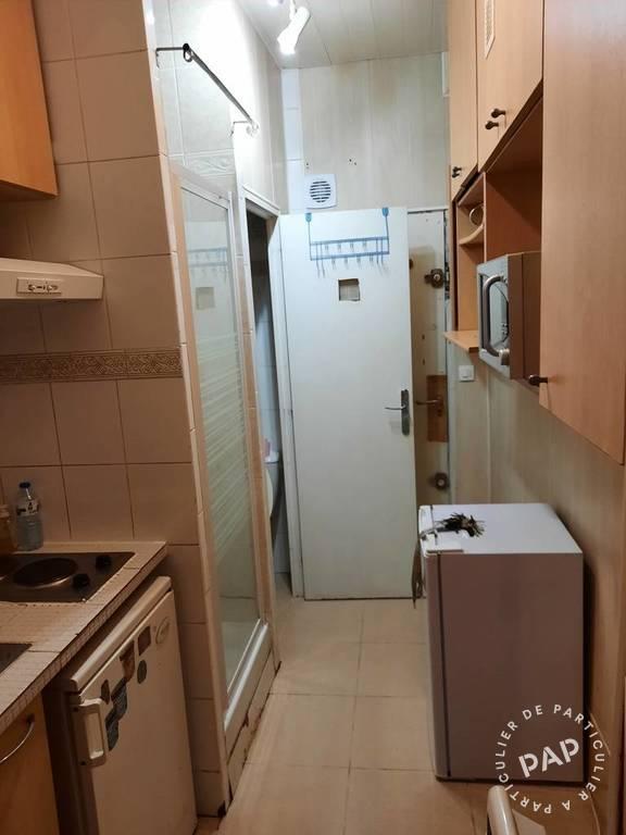Appartement 680€ 19m² Paris 19E