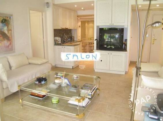 Location Cannes 50 m²