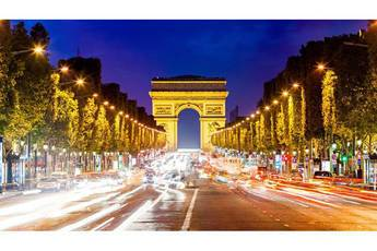 Location meublée appartement 2pièces 31m² Paris 8E - 1.260€