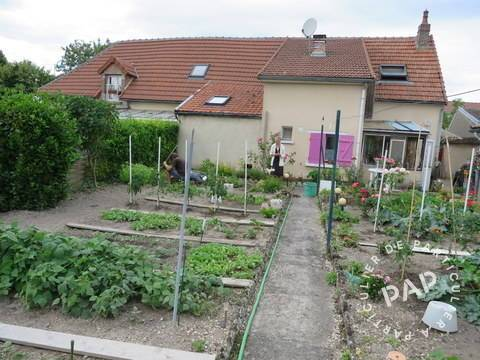 Vente maison 5 pièces Saint-Just-Sauvage (51260)