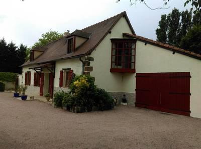 Vente maison 170m² Bessay-Sur-Allier (03340) - 240.000€
