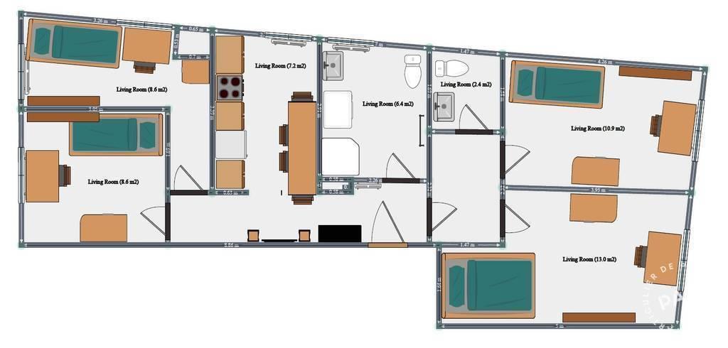 Location Meublée Chambre 10 M² Pontoise 95 10 M² 355 De