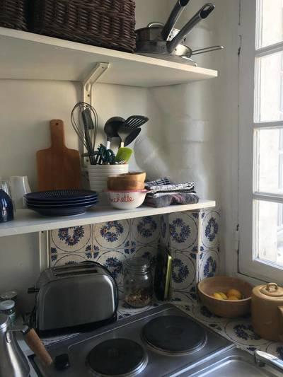 Studio De Caractère Avec Cuisine Séparée