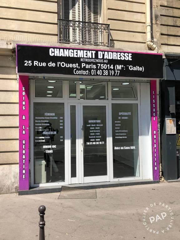 Vente et location Local commercial Paris 10E 30m² 1.120€