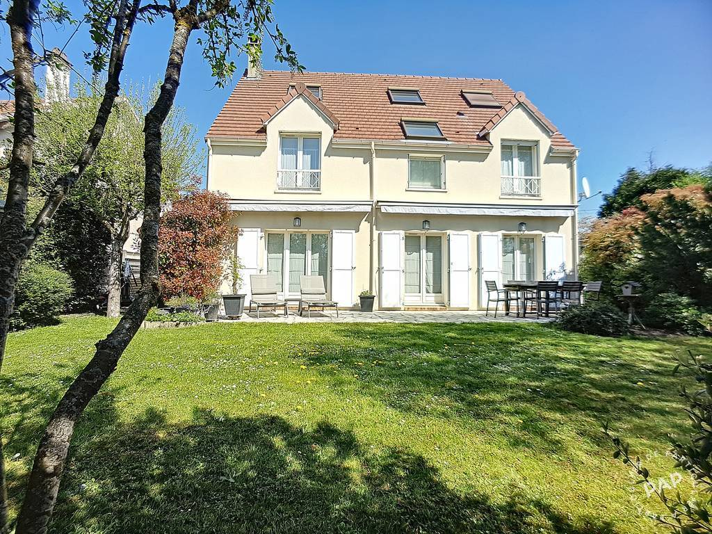 Vente Maison Le Plessis Bouchard 95130 215nbspm 635000nbsp