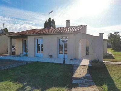 Vente maison 169m² Saint-Nazaire-Sur-Charente - 150.000€