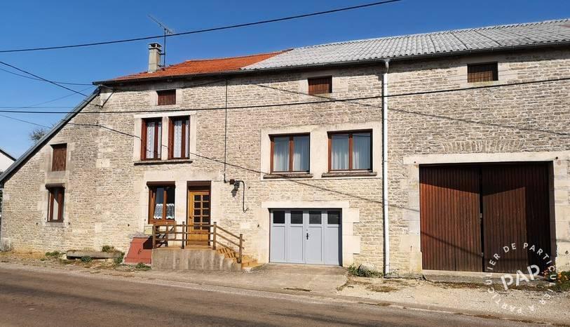 Vente maison 9 pièces Mennouveaux (52240)