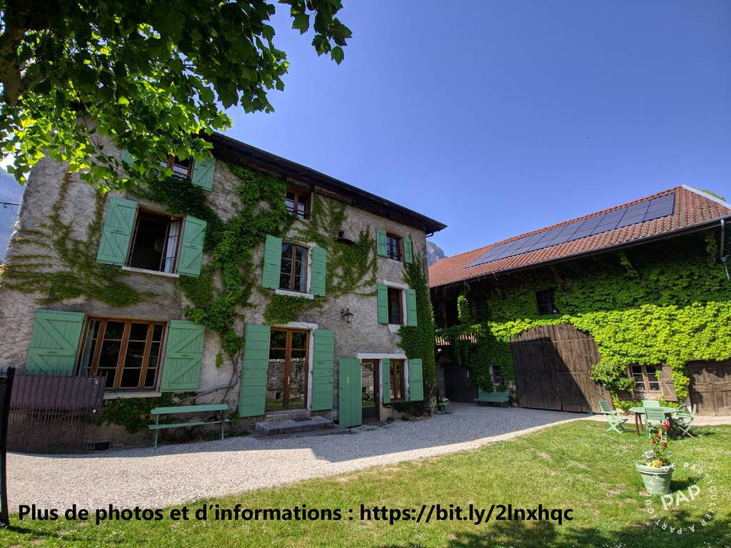 Vente Maison Crolles (38920) 220m² 650.000€