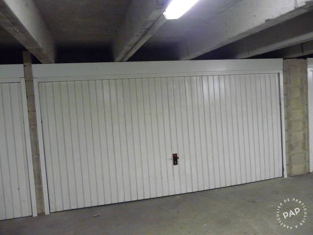 Location garage parking fontenay sous bois 94120 210 for Location box garage particulier