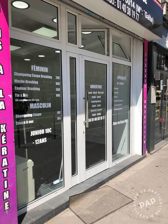 Vente et location Local commercial Paris 10E