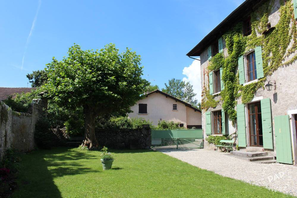 Vente immobilier 650.000€ Crolles (38920)