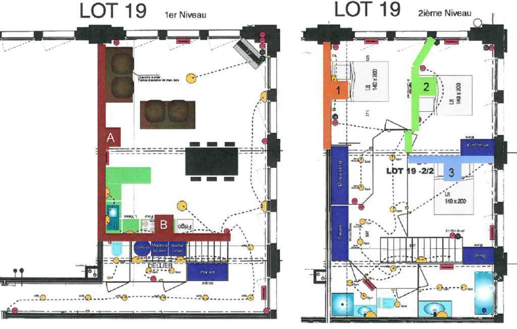 Location appartement 4 pi ces 120 m roncq 59223 120 for Location garage roncq