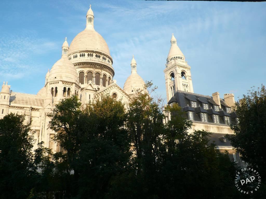 Immobilier Paris 18E 1.570€ 40m²