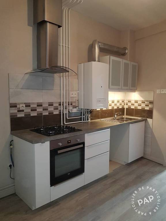 Location Appartement Reims (51100) 70 m² 700 €