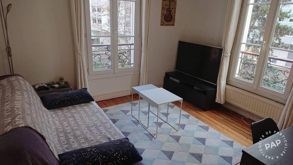 location meubl e appartement 2 pi ces 33 m paris 15e 33 m de particulier. Black Bedroom Furniture Sets. Home Design Ideas