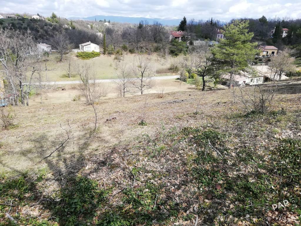 Vente Terrain 16 Km Gréoux-Les-Bains  85.000€