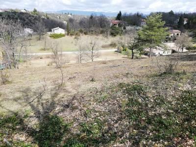 Vente terrain 1.830m² 16 Km Gréoux-Les-Bains - 85.000€