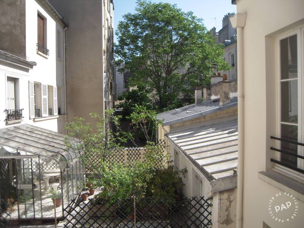 Location Appartement Paris 17E 30 m² 1.120 €