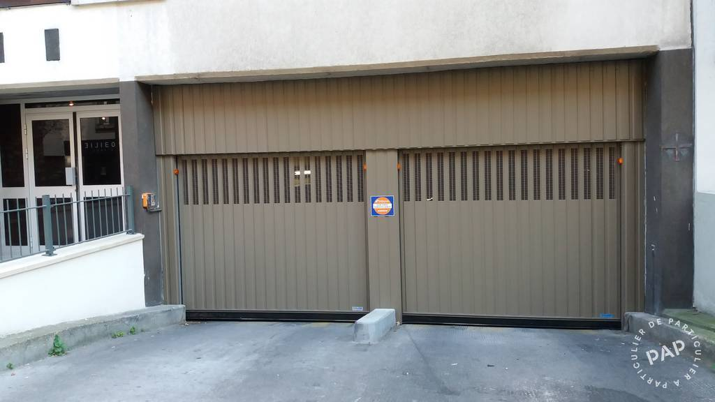 Location Garage, parking Paris 14E  109 €