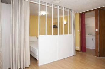 Location meublée studio 26m² Limoges (87) - 390€