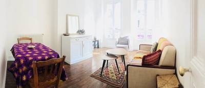 Location meublée appartement 2pièces 35m² Paris 18E - 1.210€